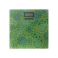 Весы напольные Grunhelm BES-1SD (с рисунком, квадрат., макс-150кг) ( 65881 )