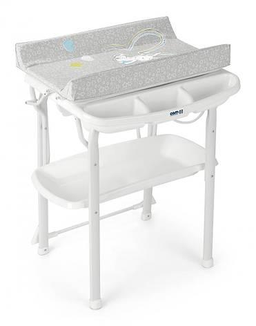 """Столик для пеленания """"AQUA SPA CAM"""", серый, фото 2"""