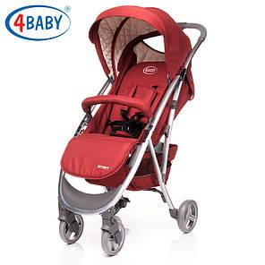 Коляска прогулочная 4 Baby  Smart (Dark Red), фото 2