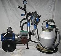 Аппарат доения АИД-2Р открытого типа