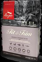 Сухой беззерновой корм Orijen Fit&Trim (Для котов c избыточным весом)  5.4 кг.
