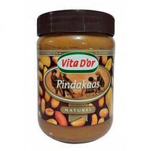 Арахисовая паста Vita D'or Pindakaas Naturel 600 гр. Голландия