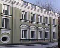 Фасадные декоративные элементы — Декор фасада —Фасадный декор из пенополистирола Пенопластовый декор