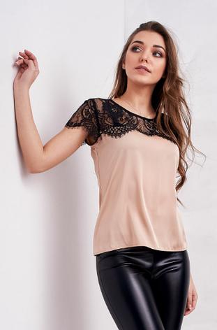 """Легкая блуза """"Анита"""", фото 2"""