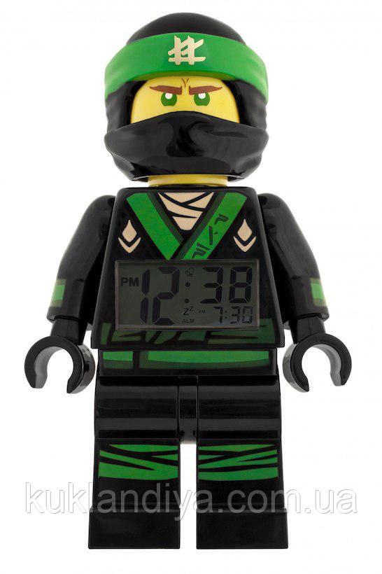 """Годинники настільні """"LEGO Ninjago"""" Ллойд"""