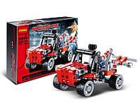 """Детский конструктор Decool 3344 (аналог Lego Technik) """"Эвакуатор"""", 103 дет"""