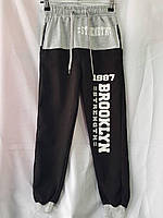Спортивные штаны трикотаж (р.9/12 лет) купить оптом