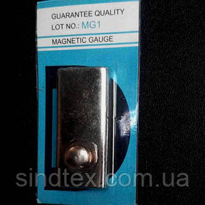 Магнитная направляющая для шва (Магнит MG1)