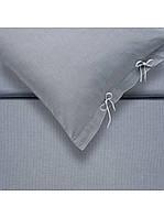 Двуспальный комплект постельного белья VANDYCK Pure 06 184 Faded Denim , фото 1