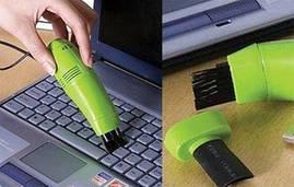 USB-пылесос для клавиатуры