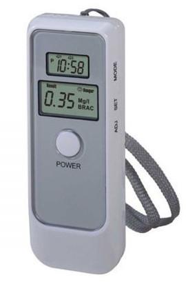 Алкотестер цифровой Luxury 6389 (таймер, термометр, будильник)