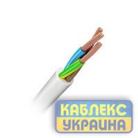 Кабель ПВС 3х4,0мм Каблекс 100м
