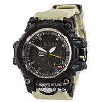 Casio G-Shock GG-1000 Black-Gray Wristband New