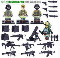 Фигурки Лего Русские Террористы (аналог)