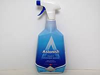 Средство для чистки душевых кабин Astonish daily shower shine 750мл.