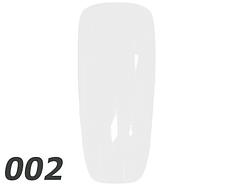 Гель-лак Adore № 002  белый, 9 мл