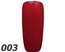 Гель лак Adore № 003 темный красный, 9 мл