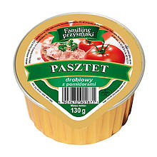 Паштет Pasztet z pomidorami 131г Польша