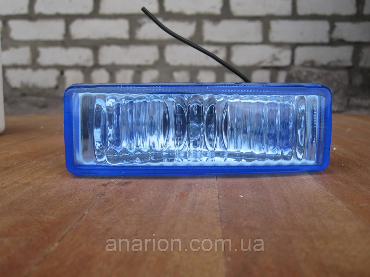 Противотуманные фары  № 0202б (синие)