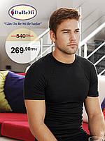 Термо футболка мужская короткий рукав Doremi