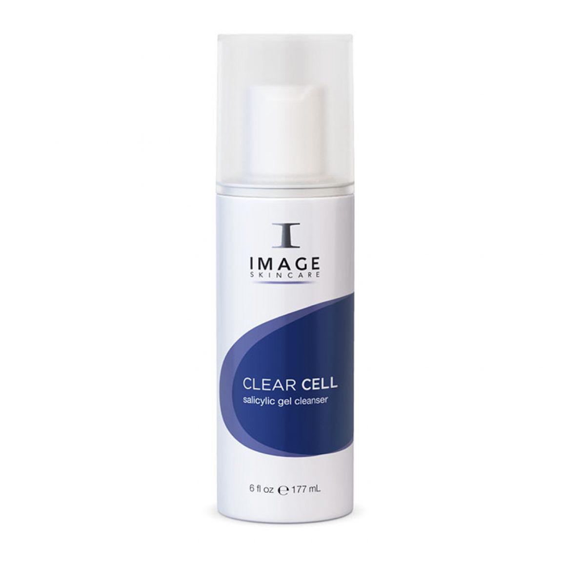 IMAGE Skincare Очищающий салициловый гель Clear Cell,177 мл