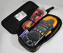 Струмовимірювальні кліщі DT203, мультиметр, тестер