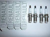 Свеча зажигания на Рено Логан 2, Логан MCV 2, Сандеро Stepway 2 1.6i 8V/ Renault ORIGINAL 7700500168