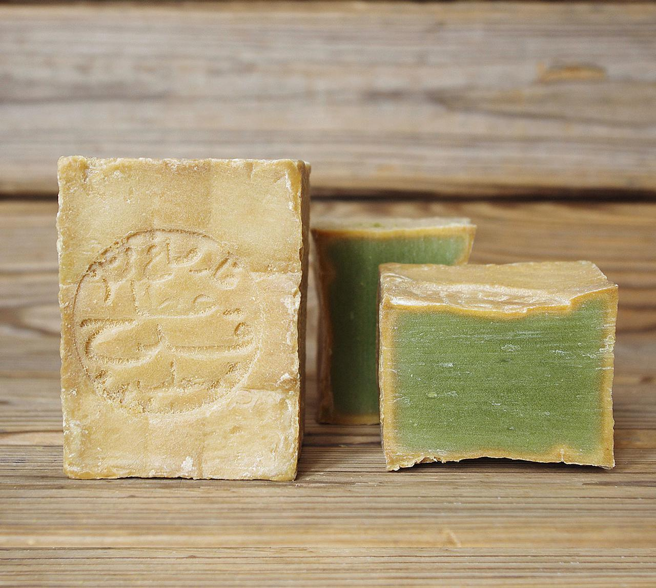 Традиционное алеппское мыло Kadah,  5% лавра, 200g., Турция