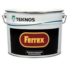 Текнос Феррекс TEKNOS ferrex 1 л. Белый