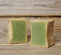 Традиционное алеппское мыло Kadah,  5% лавра, 100g. (половина), Турция, фото 1