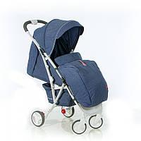Прогулянкова дитяча коляска Quatro Mio Jeans, фото 1