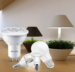 LED лампы для дома и офиса / бытовые