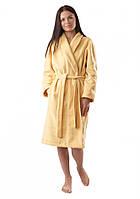 Теплый флисовый халат (в расцветках S/M, L/XL), фото 1