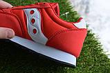 Женские кроссовки Saucony красные, копия, фото 5