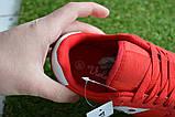Женские кроссовки Saucony красные, копия, фото 8