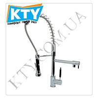 Смеситель для кухни Venezia Kraft Industrial 5013104