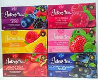 Чай фруктовый Intensitea сладкая малина 20 пакетиков Польша, фото 2