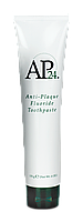 Фтористая зубная паста против налета AP-24® Anti-Plaque Fluoride Toothpaste, Nu Skin, США