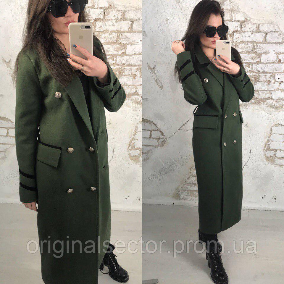 ccc76c924fc Женское классическое пальто в английском стиле - интернет-магазин