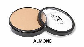 Органическая цветочная компактная пудра Almond  Zuii Organic,10 г