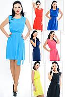"""Гламурное летнее платье """"Peris"""" 7 Цветов"""