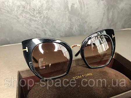 Очки Tom Ford солнцезащитные (точная копия)