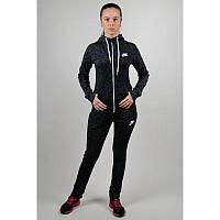 Женский спортивный костюм Nike черного цвета