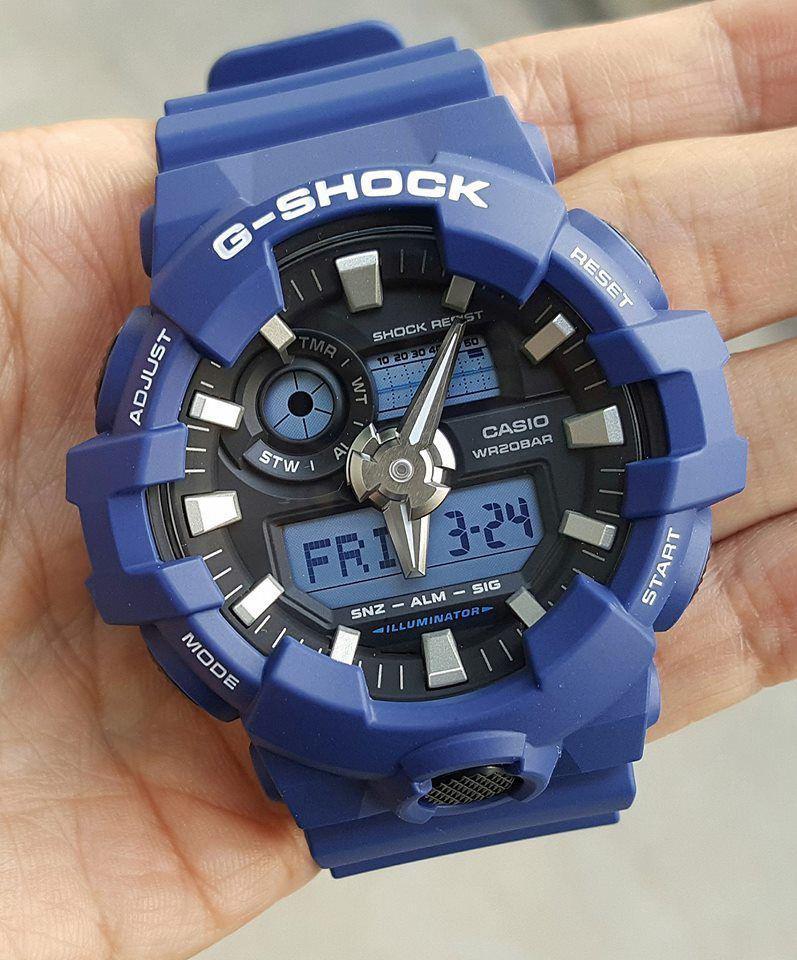 Часы Casio G-Shock GA-700-2A В.