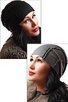 """Женская шапка """"Спейс"""" начес"""