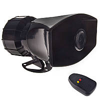 Сигнал Полиция CА-90103, 40W, 3 тона, микрофон (CА-90103)