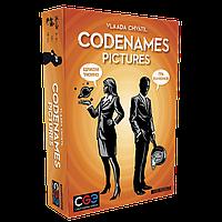 Настольная игра Codenames Pictures (Кодовые Имена: Картинки)