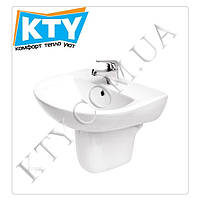Умывальник для ванной комнаты Cersanit President 45 (с отверстием)