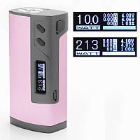 Sigelei Fuchai 213 W, розовый - Батарейный блок для электронной сигареты. Оригинал