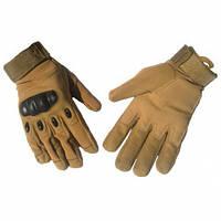 Тактические перчатки Oakley полнопалые (Койот)